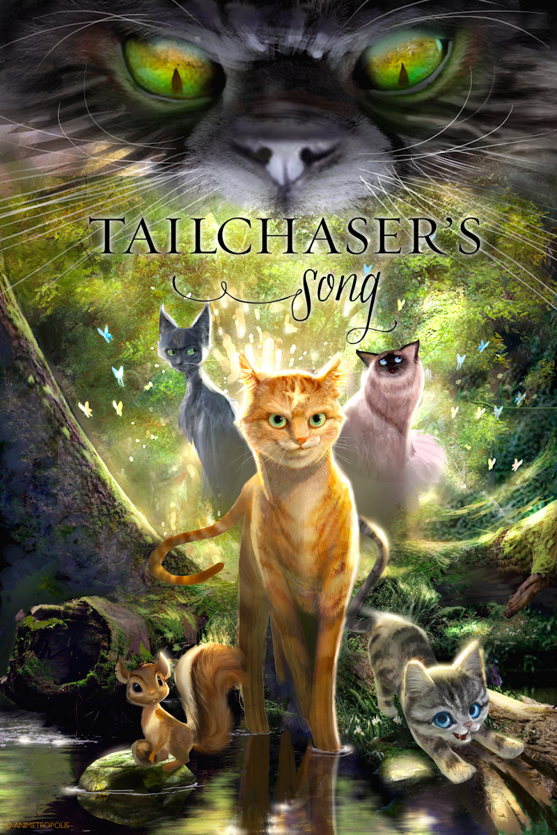 Tailchasers Song - cartoon 2018 89