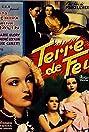 Terra di fuoco (1939) Poster