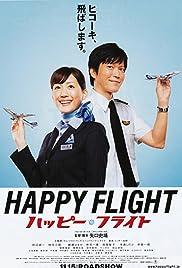 Happy Flight Poster