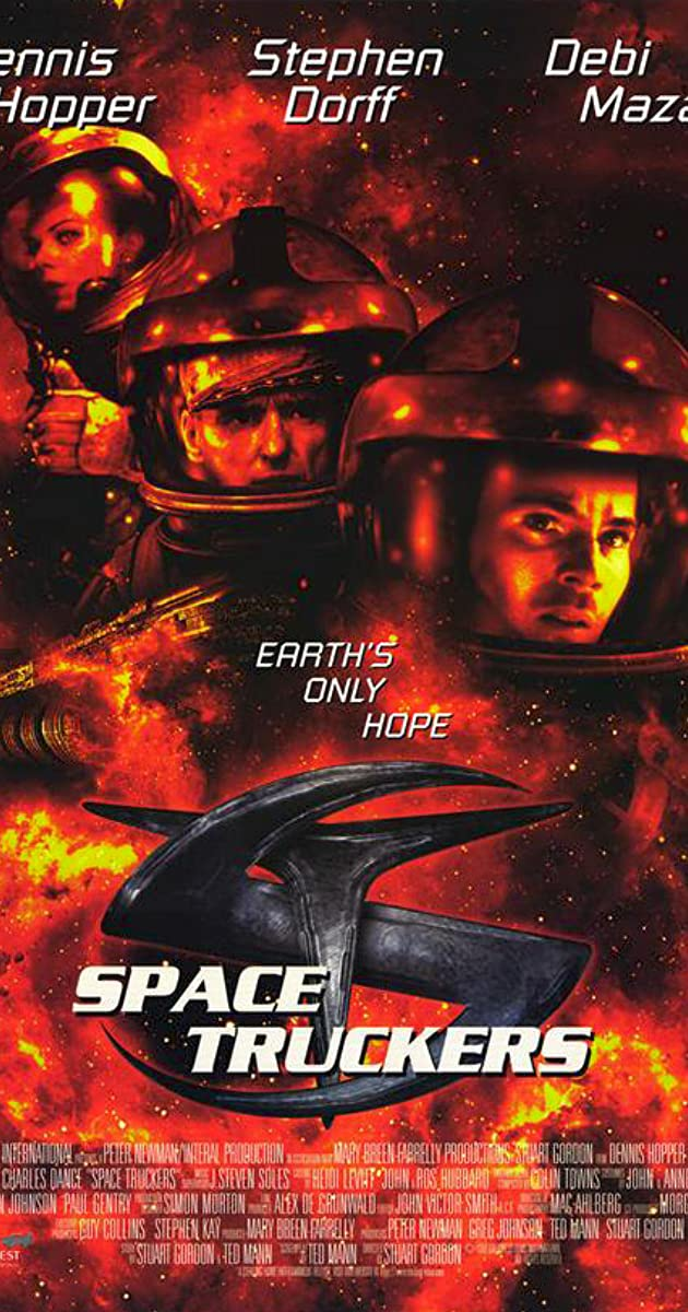 Subtitle of Space Truckers