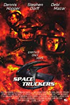 Space Truckers (1996) Poster