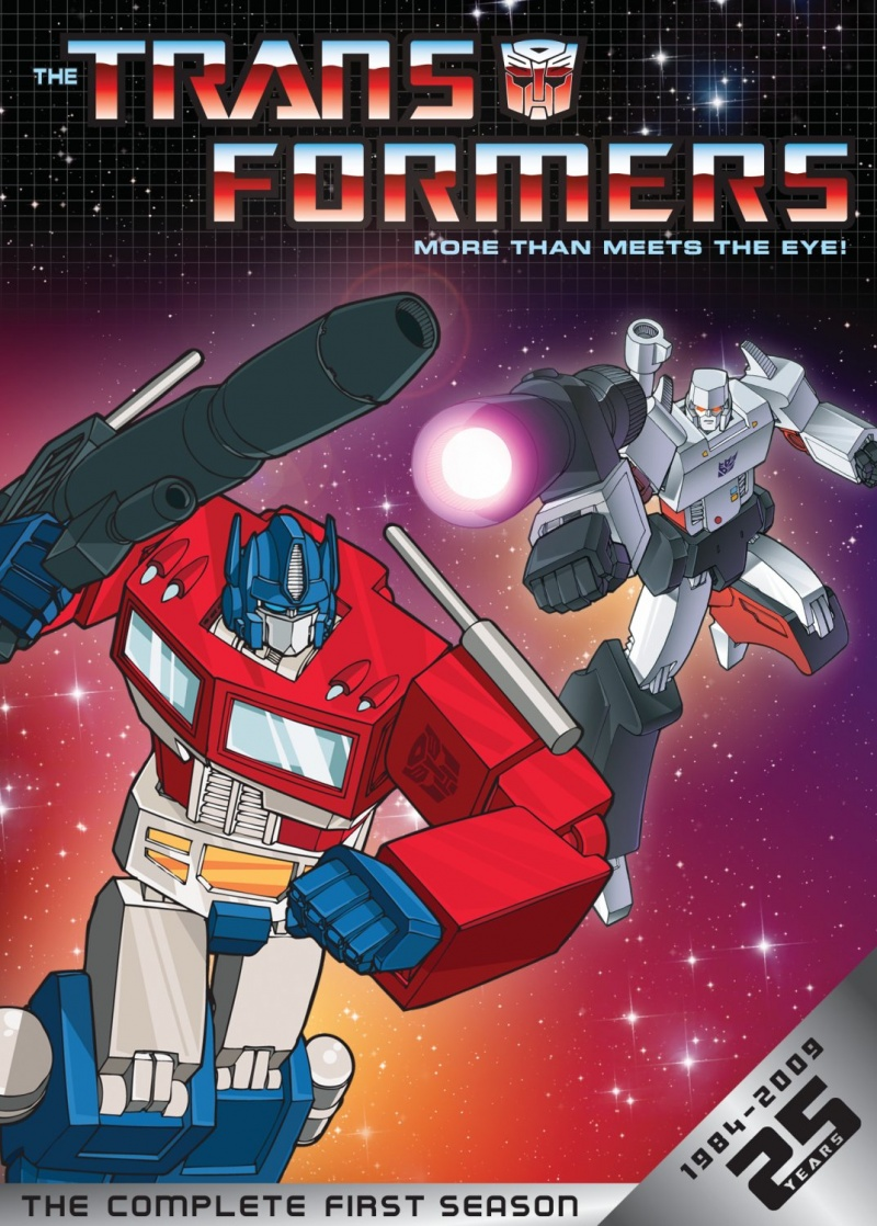 The Transformers TV Series 1984 1987