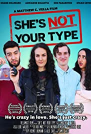 She's Not Your Type Poster