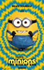 Minions: The Rise of Gru (2021) Poster