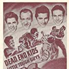Gabriel Dell, Huntz Hall, Billy Halop, Grace McDonald, Jed Prouty, and Bernard Punsly in Mug Town (1942)