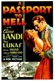 A Passport to Hell Poster