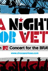 Primary photo for A Night for Vets: An MTV Concert for the Brave