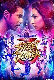 Varun Dhawan and Shraddha Kapoor in Street Dancer 3D (2020)