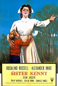 Rosalind Russell in Sister Kenny (1946)