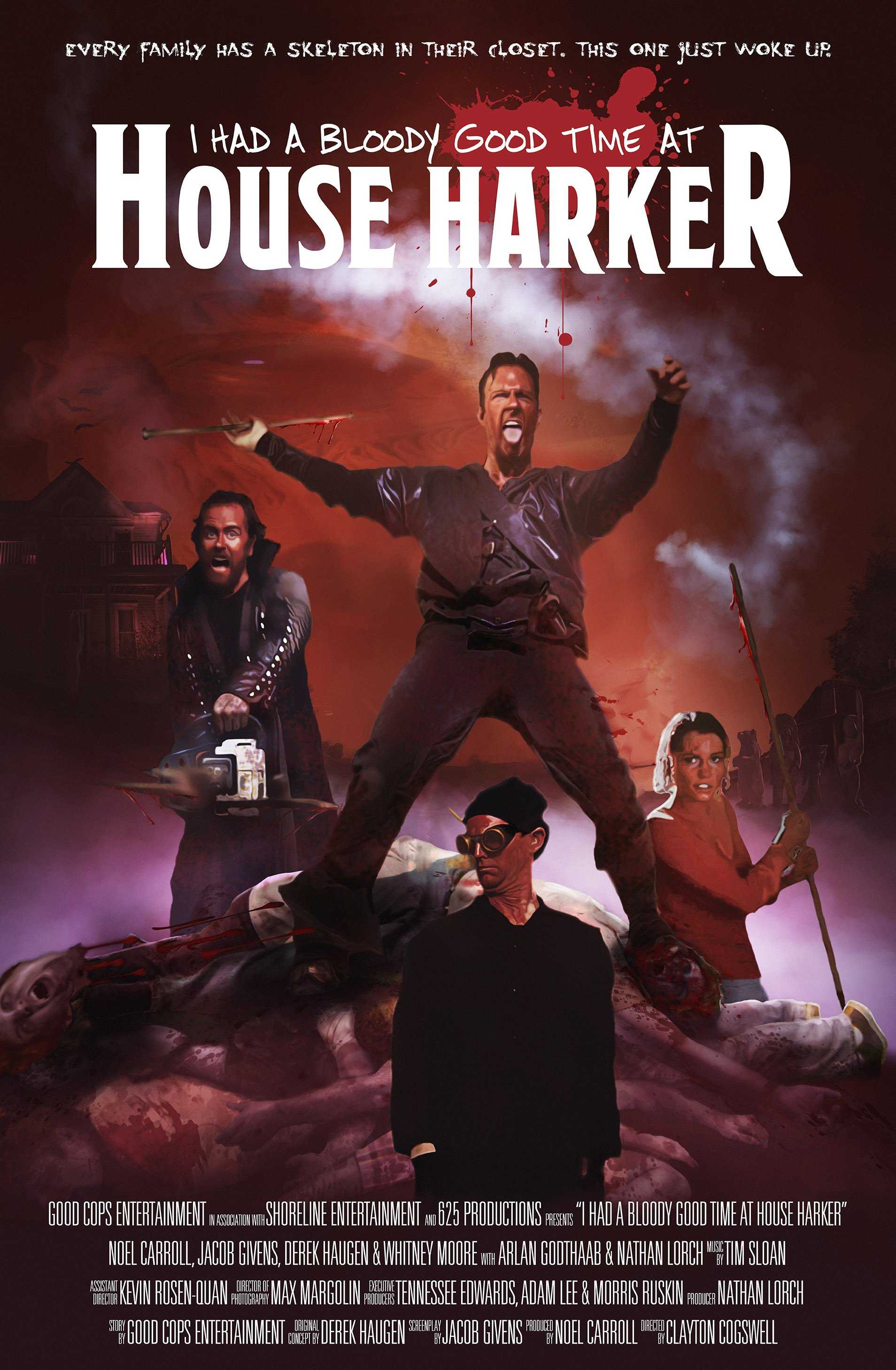 I Had a Bloody Good Time at House Harker hd on soap2day