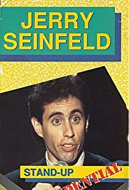 Jerry Seinfeld: Stand-Up Confidential (1987) Poster - TV Show Forum, Cast, Reviews