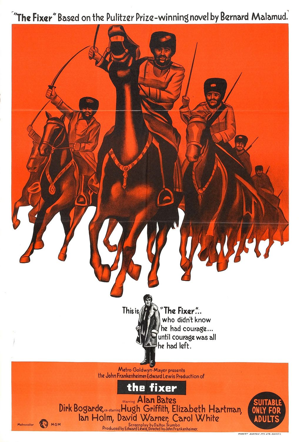 The Fixer (1968)
