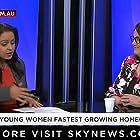 Rita Panahi and Dee Ryall in Episode #5.9 (2019)