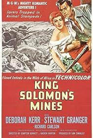 Poster for King Solomon's Mines