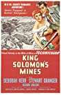 King Solomon's Mines (1950) Poster
