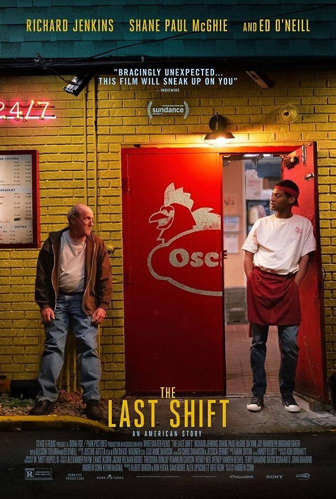 The Last Shift (2020)