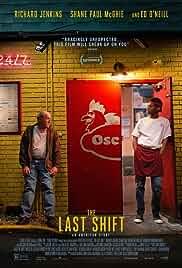 The Last Shift (2020) HDRip english Full Movie Watch Online Free MovieRulz
