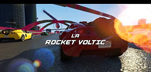 Grand Theft Auto Online: Cunning Stunts: Special Vehicles Circuit (French)