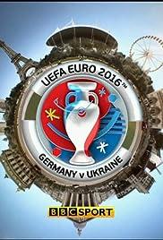 Germany vs. Ukraine Poster