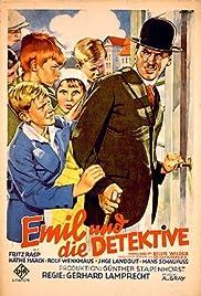 Emil und die Detektive(1931) Poster - Movie Forum, Cast, Reviews