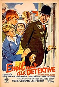 Primary photo for Emil and the Detectives
