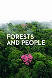 Forests and People Poster
