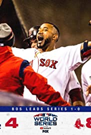 MLB World Series Game 1: Los Angeles Dodgers at Boston Red Sox Poster