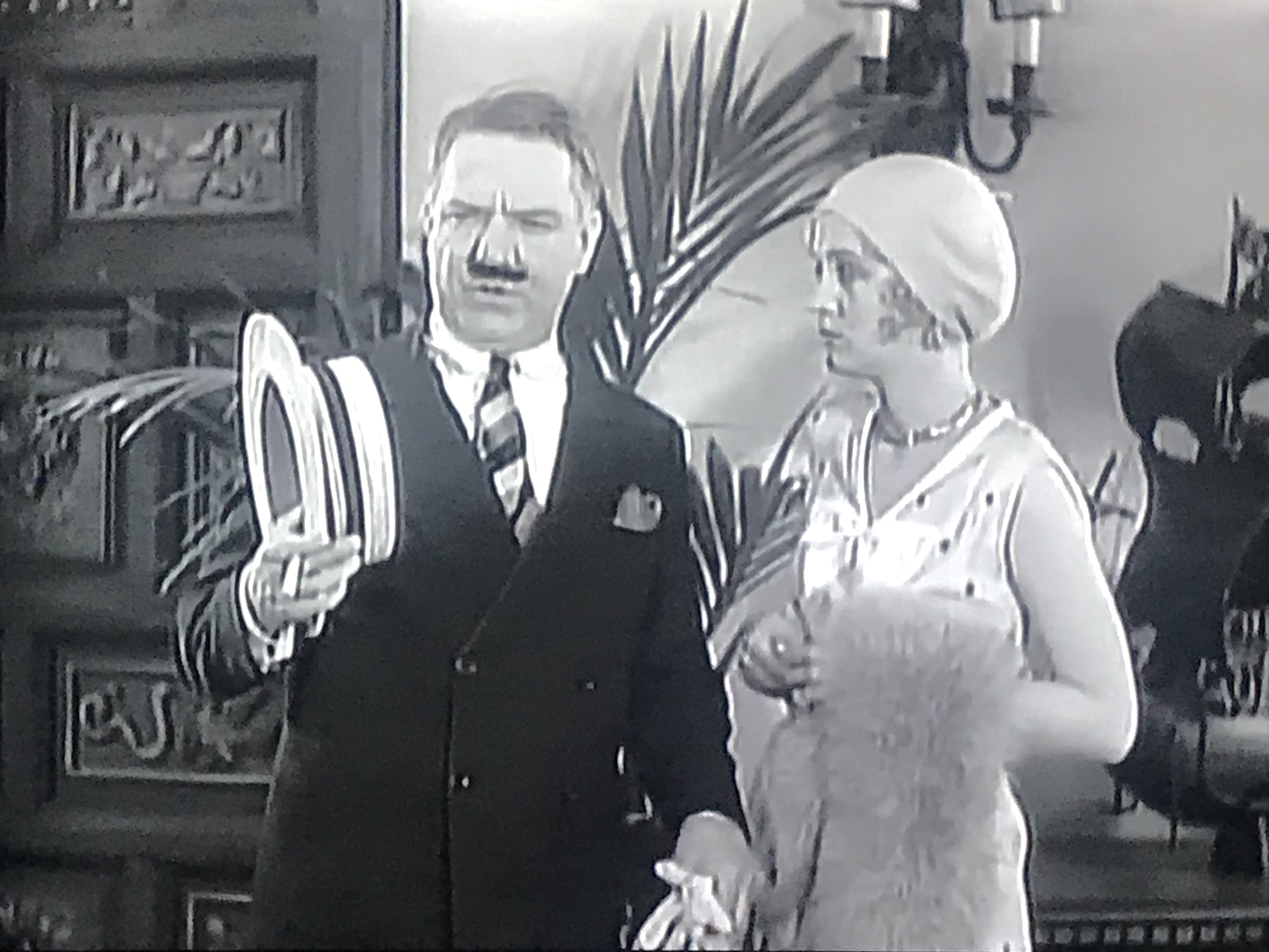 W.C. Fields and Shirley Grey in The Golf Specialist (1930)