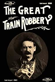 Justus D. Barnes in The Great Train Robbery (1903)