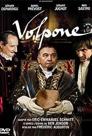 Gérard Depardieu, Gérard Jugnot, and Daniel Prévost in Volpone (2003)