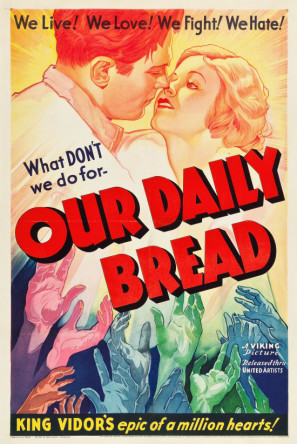 Tom Keene and Barbara Pepper in Our Daily Bread (1934)