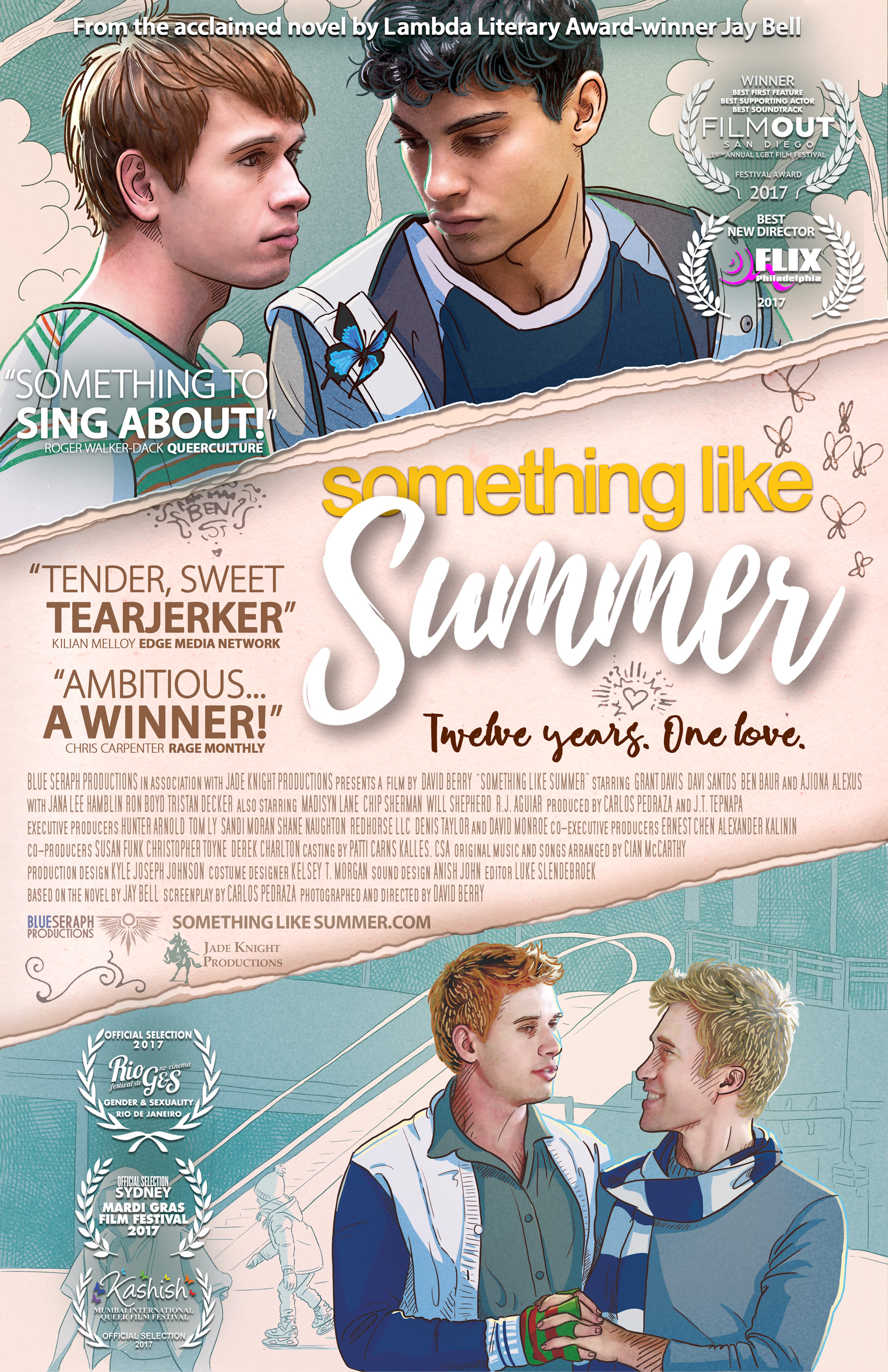 Something Like Summer (2017) - IMDb