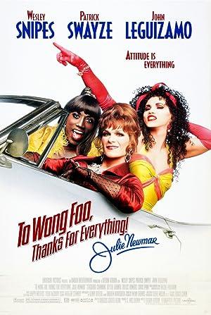 poster A Wong Foo, grazie di tutto! Julie Newmar
