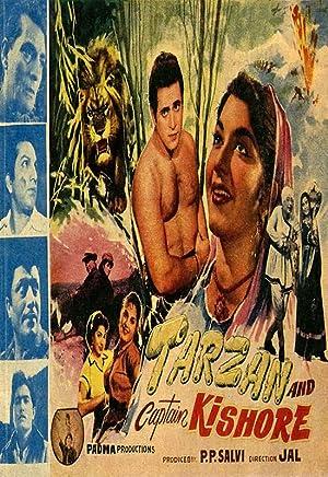 Tarzan and Captain Kishore movie, song and  lyrics