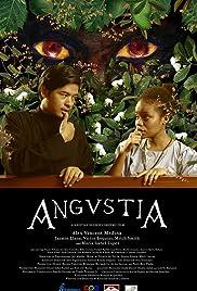 Angustia Poster