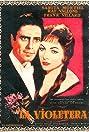 La violetera (1958) Poster
