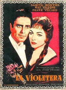 English movies downloaded free La violetera [Quad]