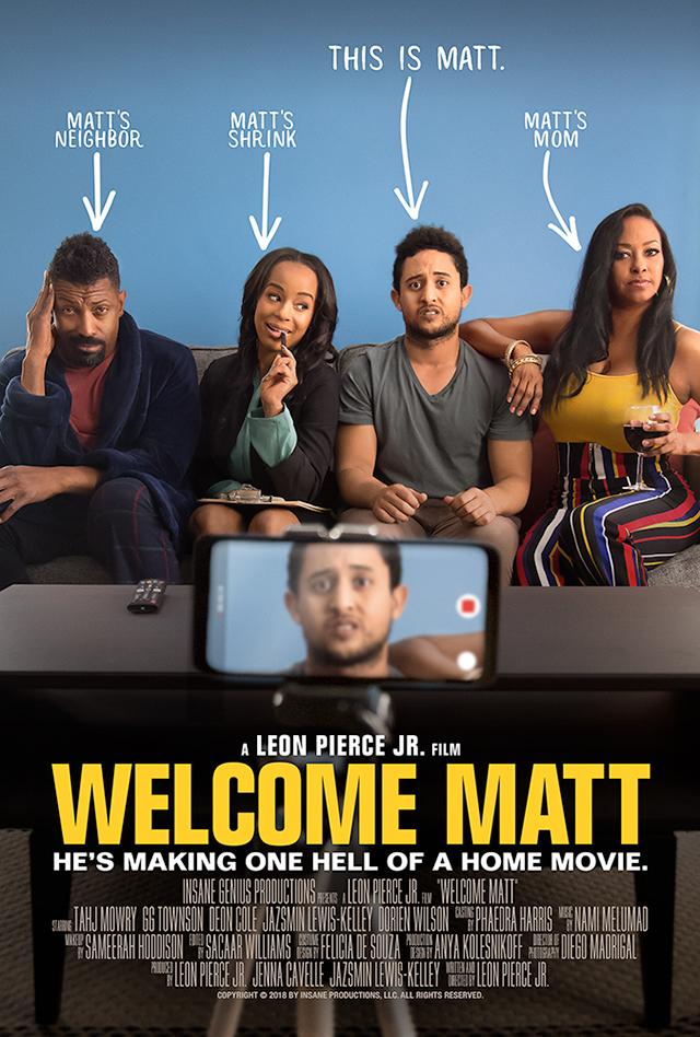 Welcome Matt (2021) - IMDb