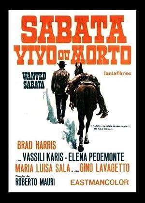 Where to stream Wanted Sabata