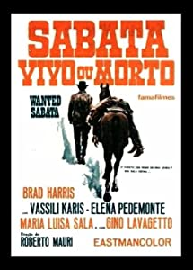 Best movies downloads website Wanted Sabata Italy [HDRip]