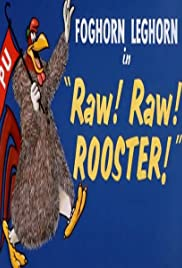 Raw! Raw! Rooster! Poster