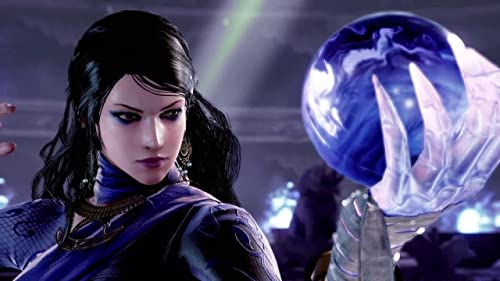 Tekken 7: Zafina Launch Trailer (PS4)