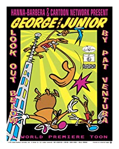 Adult downloads dvd movie George and Junior: Look Out Below [1920x1600]