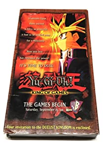 Yu-Gi-Oh! Invitation to Duelist Kingdom
