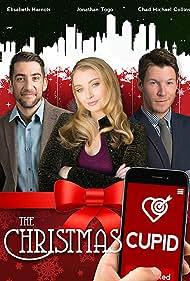 Elisabeth Harnois, Jonathan Togo, and Chad Michael Collins in Christmas Cupid's Arrow (2018)