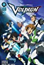 Voltron Legendary Defender Motion Comic