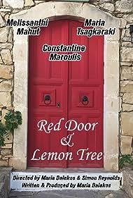 Red Door and Lemon Tree