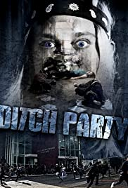 Ditch Party Poster