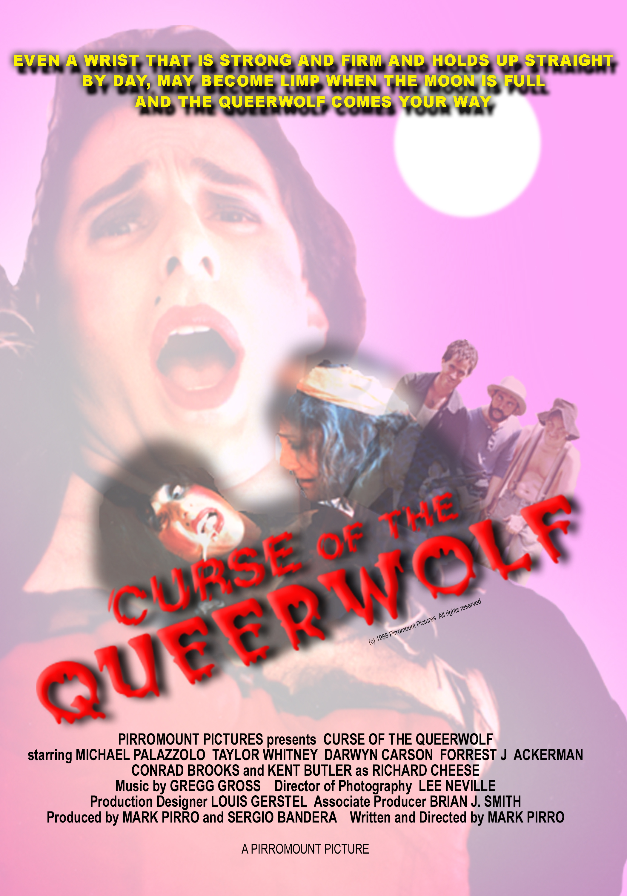 Curse of the Queerwolf ((1988))