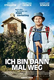 Devid Striesow in Ich bin dann mal weg (2015)